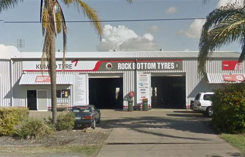 Rock Bottom Tyres & Mechanical image