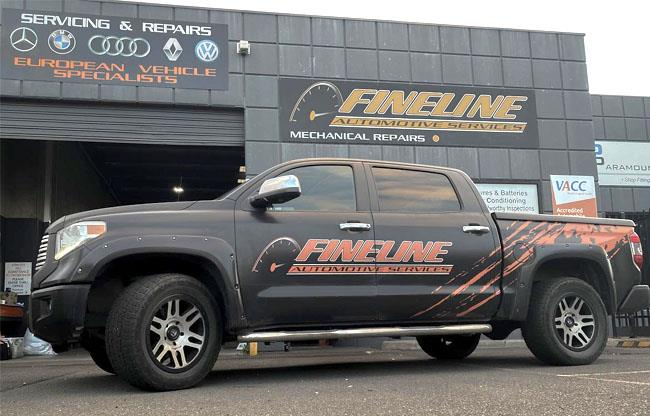 Fineline Automotive Services image