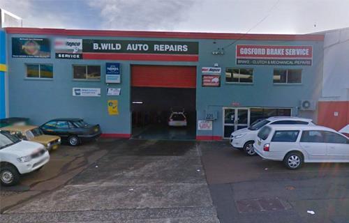 B Wild Auto Repairs image