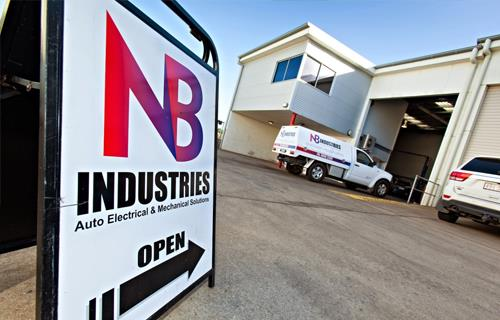 NB Industries Rural View image