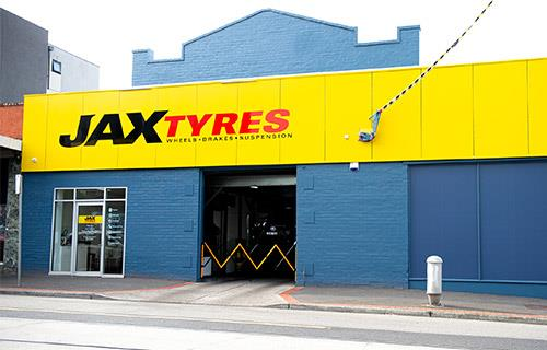 Jax Tyres Caulfield image