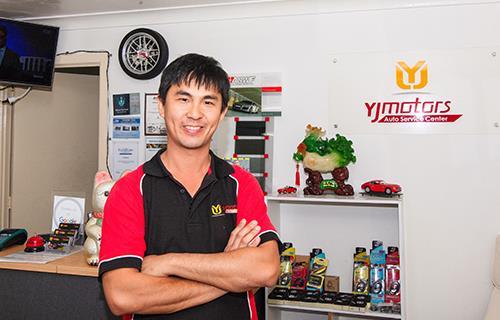 YJ Motors image