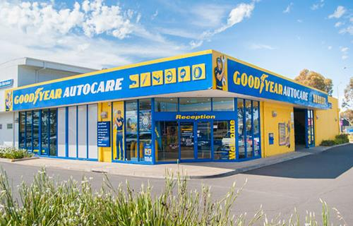 Goodyear Autocare WaterGardens image