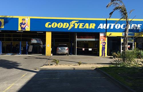 Goodyear Autocare Sunshine image