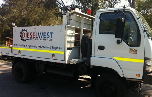 DieselWest Mechanical Services image