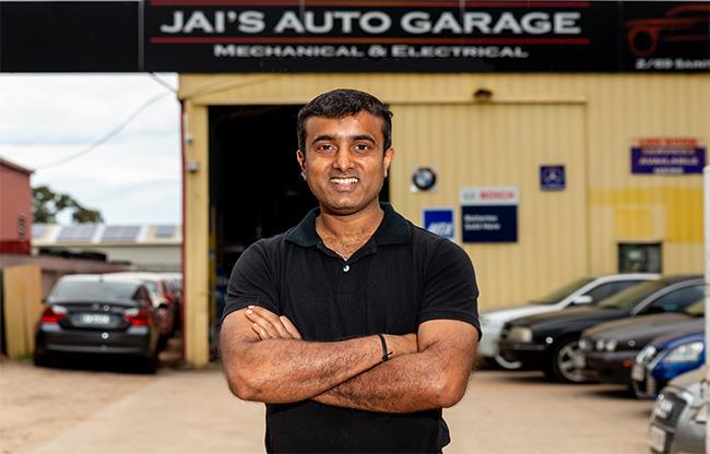 Jai's Auto Garage image