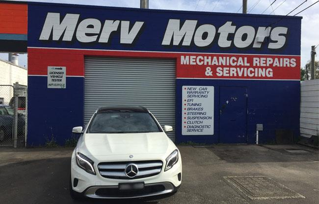 Merv Motors image