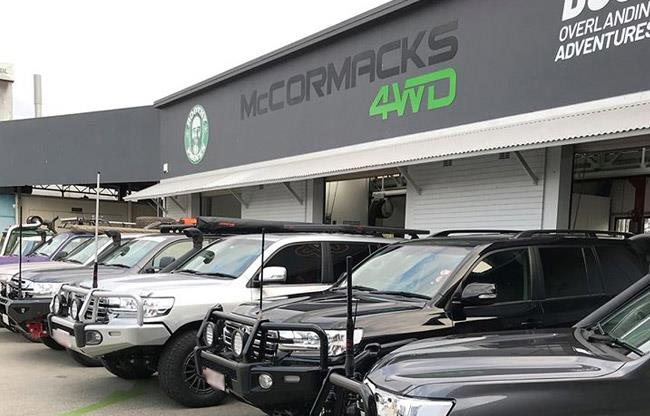 McCormacks Auto Service image