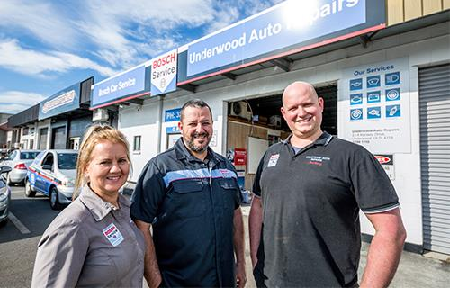 Underwood Auto Repairs image