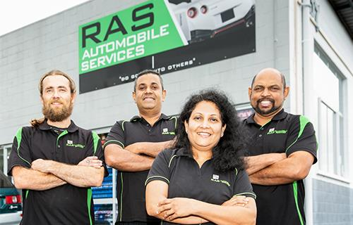Ras Automobile Services image