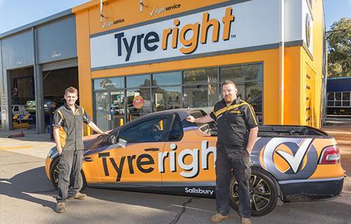 Tyreright Salisbury image
