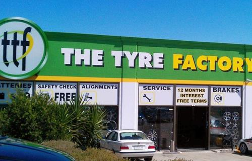 The Tyre Factory Ferntree Gully image
