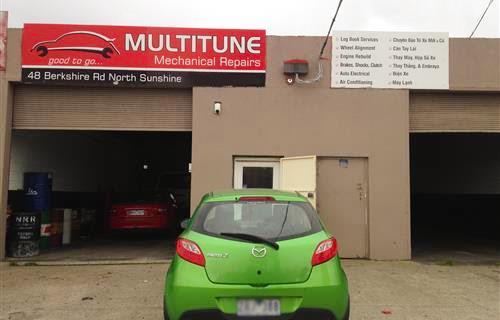 Multitune Mechanical Repair image
