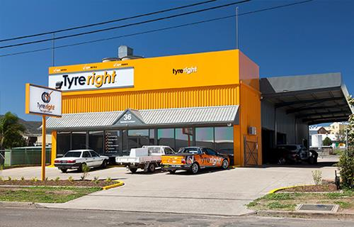 Tyreright Tamworth image