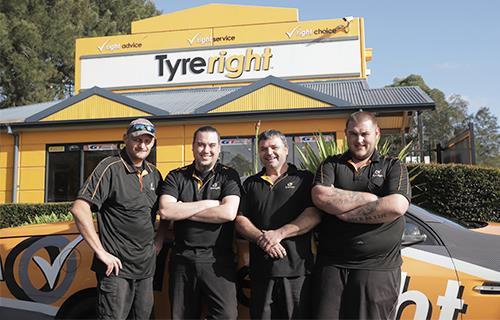 Tyreright Tuggerah image