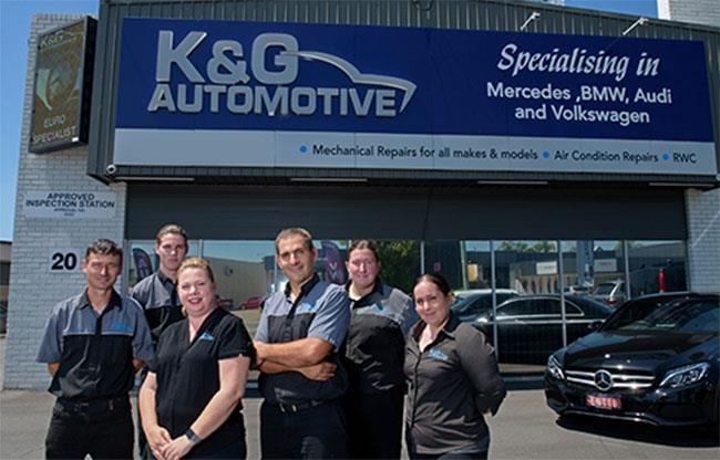 K & G Automotive Services image