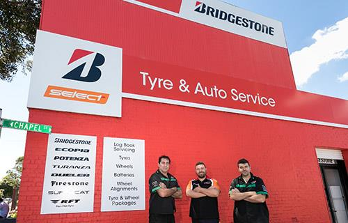 Bridgestone Select Marrickville image