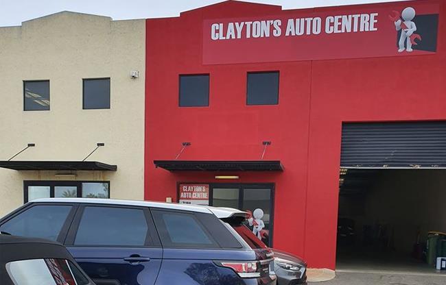 Clayton's Auto Centre image