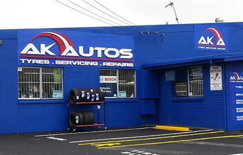 AKAutos Tyres Servicing Repairs image