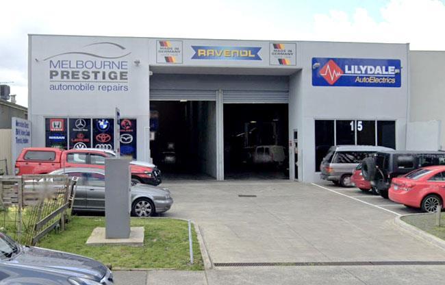 Melbourne Prestige Automobile Repairs image