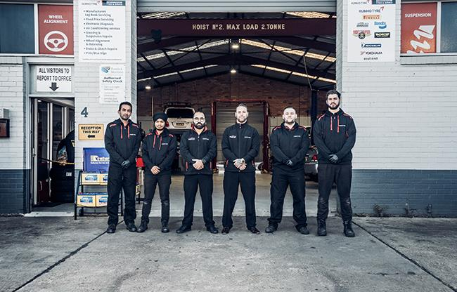 Broadmeadow Tyres & Service image