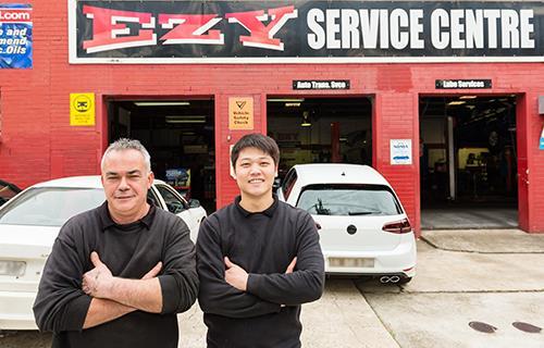 EZY Service Centre image