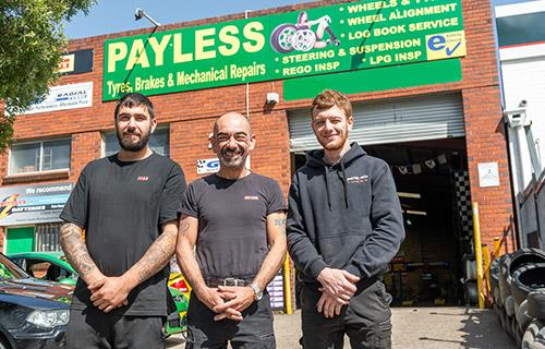 Payless Tyres Brakes & Mechanical Repairs image