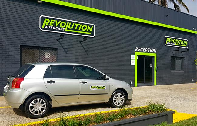 Revolution Autocare image