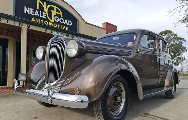 Neale Goad Automotive image
