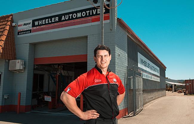 Wheeler Automotives Repco Service image