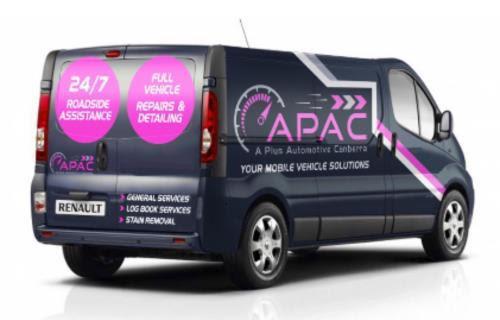 A Plus Automotive Canberra image