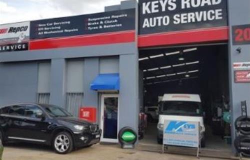 Keys Road Auto Service image