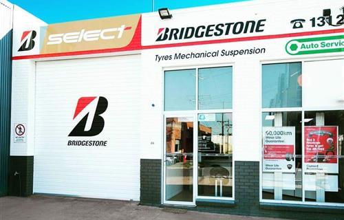 Bridgestone Select Albion image