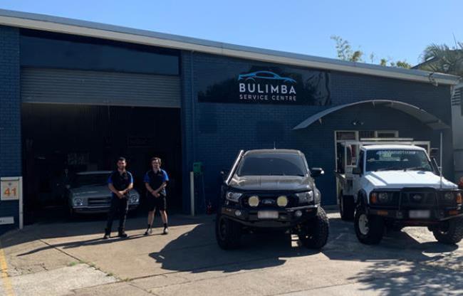 Bulimba Service Centre image
