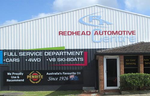 Redhead Automotive Centre image