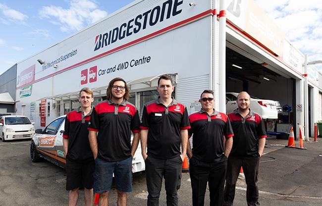 Bridgestone Select Mount Gravatt image