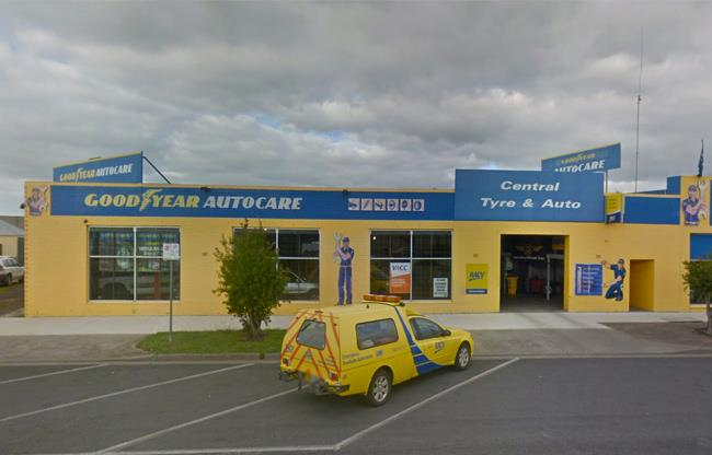 Central Tyre & Auto image