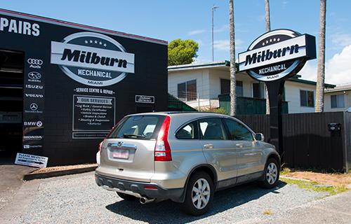 Milburn Mechanical Repairs image