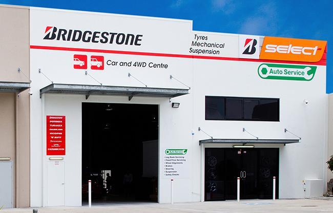 Bridgestone Select Helensvale image