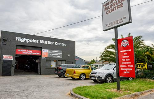 Highpoint Mufflers & Service Centre image