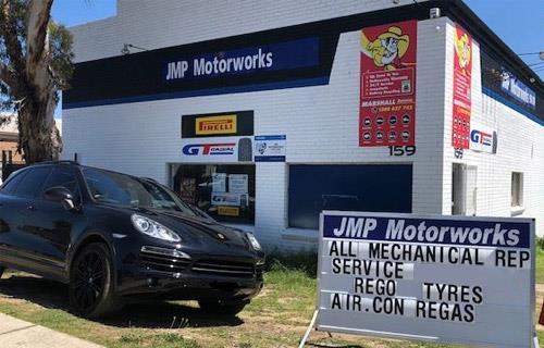 JMP Motorworks image