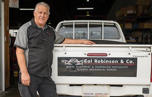 Col Robinson & Co image