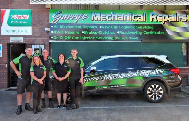 Garry's Mechanical Repairs image