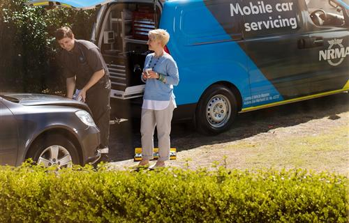 NRMA Mobile Car Servicing Newcastle image