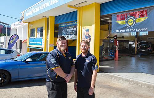 Goodyear Autocare Milton image
