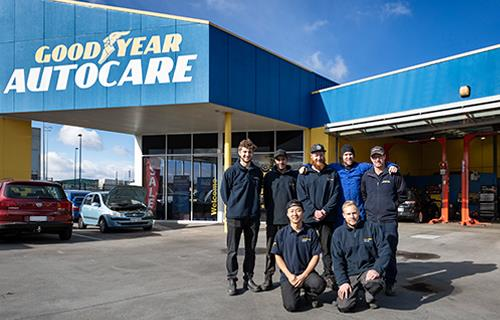 Goodyear Autocare Gungahlin image