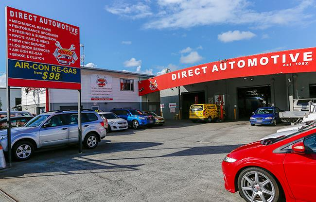 Direct Automotive image