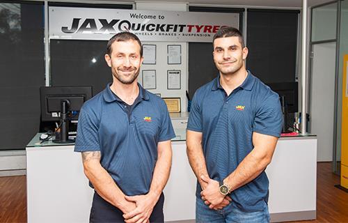 Jax Tyres Sutherland image