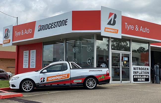 Bridgestone Select Strathpine image