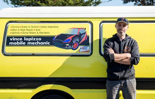 Vince Lopizzo Mobile Mechanics image